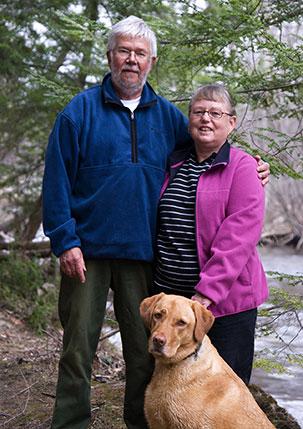 Bob & Barbara Thomas