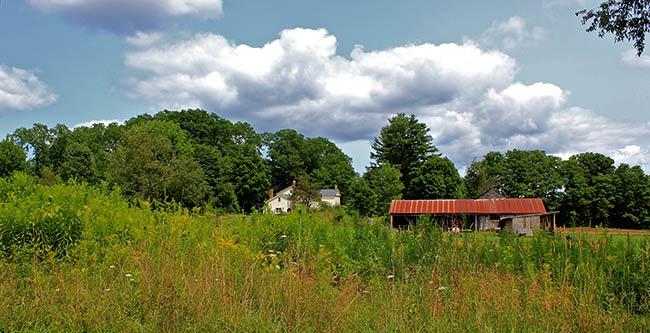 Carver Farm barn