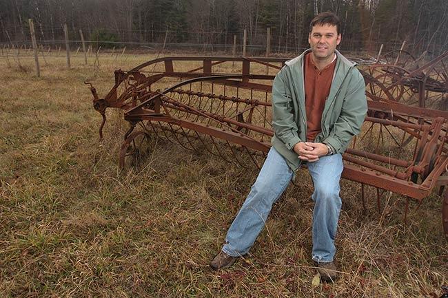Carver Farm plow