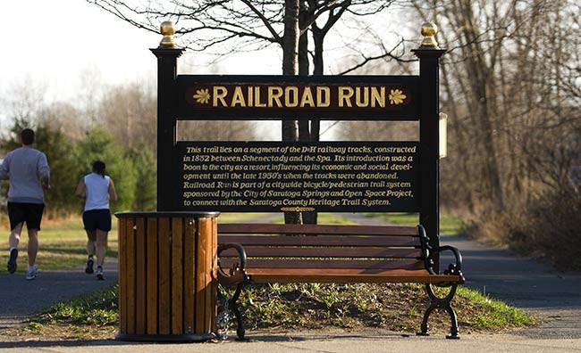 Railroad Run