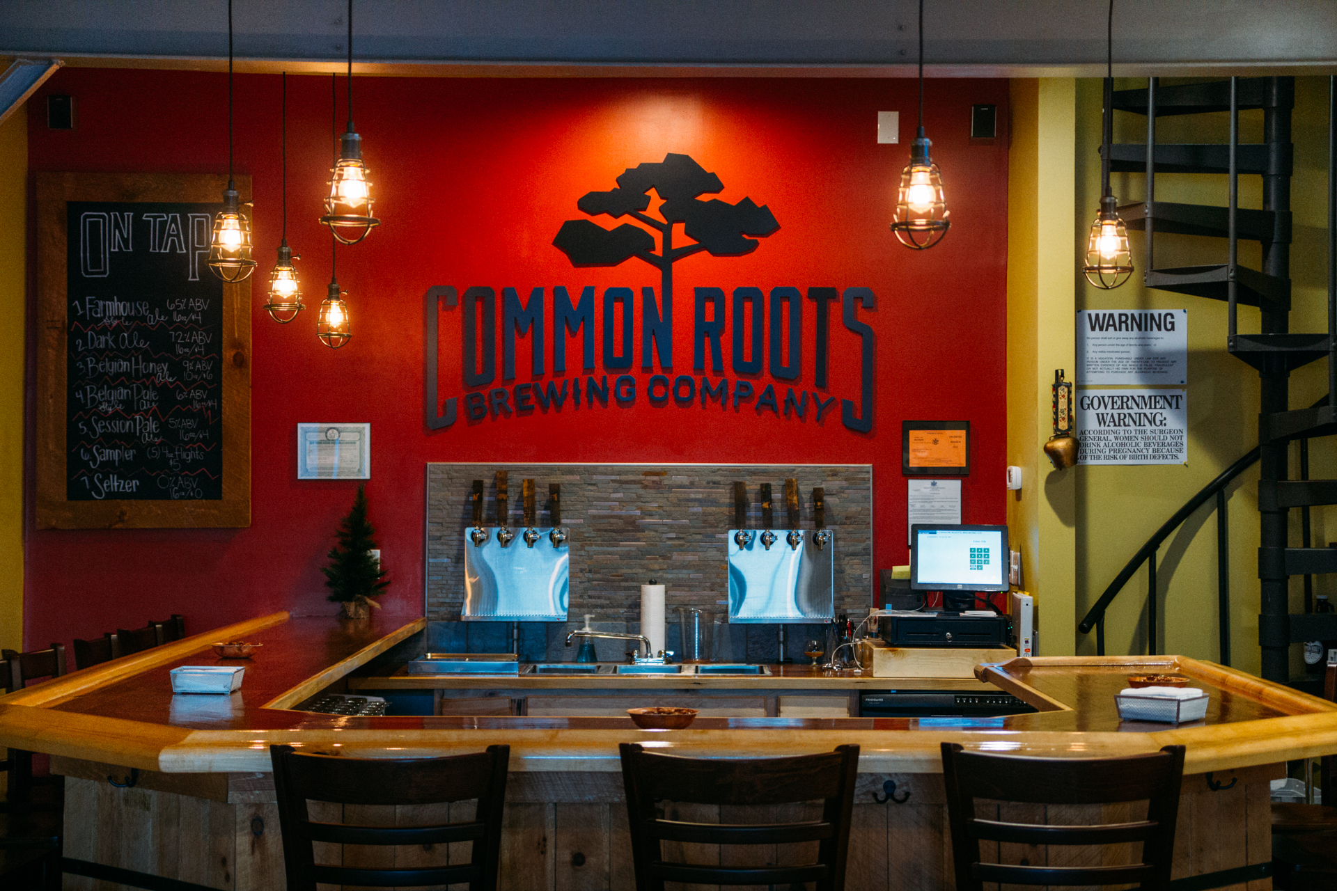 Feast Focus Common Roots Brewery 187 Saratoga Plan