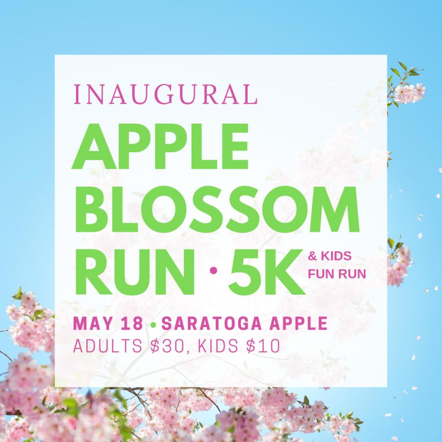 apple blossom run
