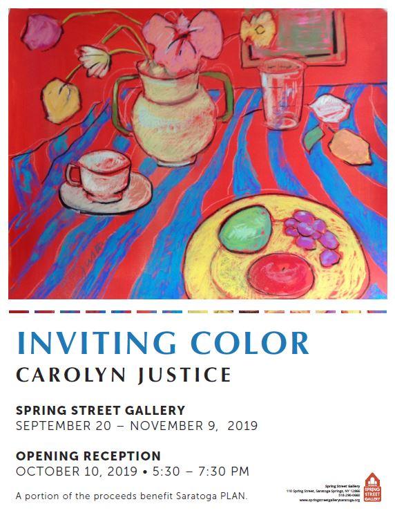 inviting color | caroyln justice